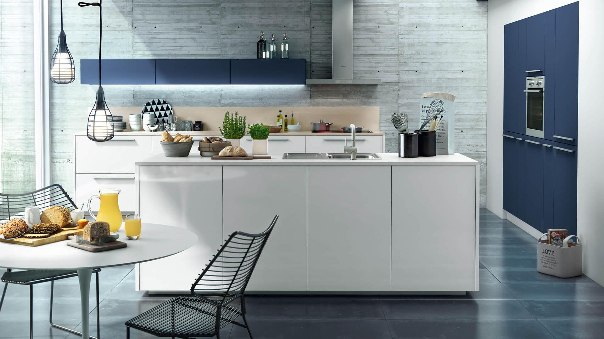 Berühmt Küchenschranktüren Nur Fotos - Küchen Design Ideen ...